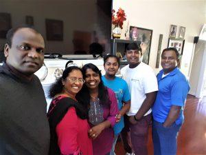 David & Amala Family