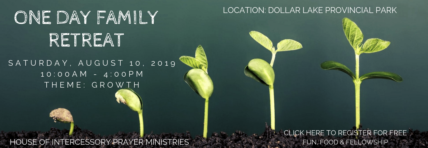 Family Retreat – 2019 – House of Intercessory Prayer Ministries