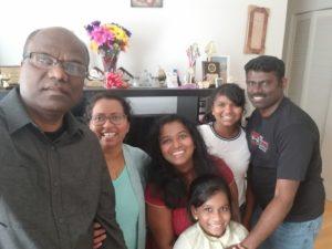 Mark & Serene Family